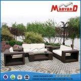 Sofá do vime da mobília do jardim da alta qualidade