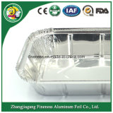 Daily Use (SGS、FDA、BV)のための熱いSale Large Aluminum Foil Food Container