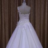Несимметричное Одн-Плечо a - линия Bridal платье