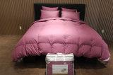 Do ganso Comforter branco luxuoso para baixo para o hotel de 5 estrelas