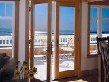 Puerta exterior francesa de aluminio para el balcón para la venta