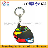 2016 Hot Sale Promotion Gift Personnaliser PVC Key Chain