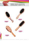 OEM di bambù naturale del fornitore della Cina del pettine dei capelli della spazzola