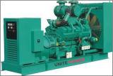 produzione di energia del motore diesel di Cummins del blocco per grafici aperto di 1875kVA 1500kw