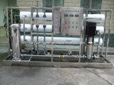 De Ontzilting van het Bronwater met het Systeem van het Water RO
