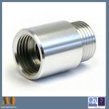 CNC Lathe Turning Parts Manufacturer mit CNC Threaded Turning Part