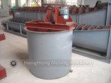 Réservoir de agitation de levage Elevated pour le minerai de cuivre de Mercury