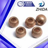 Bucha de esfera de bronze aglomerada para a máquina de estaca do metal