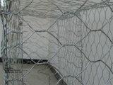 De gegalvaniseerde Hexagonale Doos Gabion van Gabion van het Netwerk van de Draad Gelaste Doos