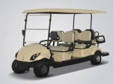 6 PeopleのためのEEC 4kw Motor Four Wheels Golf Course Electric Golf Cart