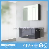 Modern High-Gloss Peinture lumières LED populaires Bathroom Furniture-B924p