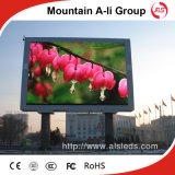 P10 SMD de alta definición al aire libre a todo color de pantalla LED