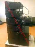 K3000 Dual 8 Inch Active Line Array com Alemanha DSP e Fir, Powered Line Array, PRO Audio, DSP Line Array
