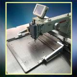 Máquina de coser industrial automatizada del modelo de cuero (ZH4030)