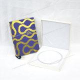 Роскошная коробка Jewellery PU кожаный с горячий штемпелевать