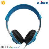 Auscultadores estereofónico prendido do Headband auscultadores ajustável com melhor qualidade do som