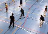 PVC Flooring für Indoor Handball, Sports Flooring, 8301/8201