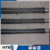 Economizzatore a spirale accessorio del tubo di aletta della caldaia indirizzata al cliente per la caldaia a vapore