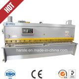 Широко оцененная машина CNC гидровлической гильотины тавра QC11k Harsle режа