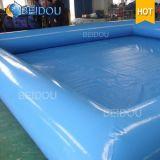 Grande piscina gonfiabile dei raggruppamenti gonfiabili adulti giganti commerciali popolari