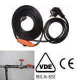 Buon Quality 21W Water Pipe Heating Cable per Frozen Pipes