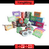 Набор микросхем 760PCS покера глины кроны (YM-TZPK007)