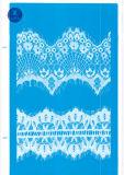 Amplia ordinaria de encaje para la ropa / ropa / zapatos / bolsa / caja de 3156 (ancho: 7 cm)