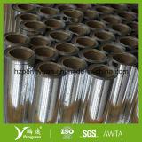고품질 PE에 의하여 박판으로 만들어지는 사려깊은 길쌈된 직물 알루미늄 호일 절연제