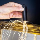 [لد] فرع عيد ميلاد المسيح زخرفيّة نحاسة خيط ضوء