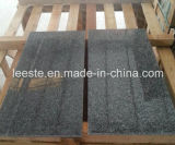 Neue G654 Padang dunkle Granit-Bodenbelag-Fliese, grauer Granit