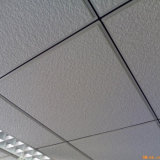 605*605mm Green Fissured Ceiling Suspending Mineral
