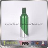 Bottiglia da birra di alluminio all'ingrosso con la protezione di parte superiore con i vari stili