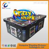 Máquina de jogo da pesca de Malaysia do tubarão louco