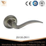 Verrouiller le blocage en aluminium de traitement de porte d'acier inoxydable de zinc de matériel
