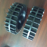 학력별 반편성에 있는 고품질 고무 바퀴 또는 스프로킷