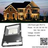 Luz de inundación vendedora caliente de la viruta 50W LED del CREE LED