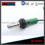 在庫CE認証ハンドヘルド電気ホットエアー溶接機ヒートガン