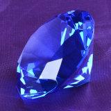 De Gift van de Presse-papier van de Diamant van het kristal voor de Decoratie van het Huwelijk van de Dag van de Valentijnskaart
