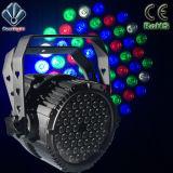 la IGUALDAD de 36X10W LED puede luz de la lámpara con efecto del anillo