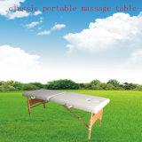 El vector de madera del masaje, masaje de la base del masaje acuesta Mt-003