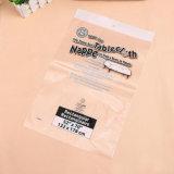 Pegamento de encargo OPP de Transprent que empaqueta la bolsa de plástico auta-adhesivo del bolso plástico OPP con Printting
