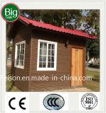 Casa pré-fabricada da grande fonte/Prefab móvel da caixa de sentinela