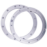 CNC Machined Components van Aluminum Flange