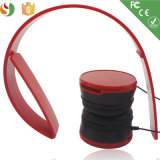 Cuffia stereo di colore rosso del commercio all'ingrosso della cuffia avricolare collegata stile di modo del fornitore