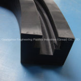 工場CNC Bending Nylon Slide Guide (黒)