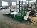 Anhebende Plattform-hydraulische Hochleistungsstationäre Scissor Ladung-Aufzug-Tisch