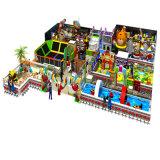 Plastic Speelplaats, Dia met de Speelplaats van de Combinatie van de Schommeling