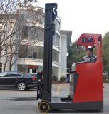 Carro asentado del alcance con la altura máxima los 8.0m de la elevación