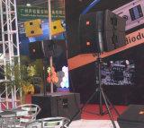 Altofalantes pstos do sistema de um karaoke de 18 polegadas PRO