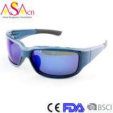 Óculos de sol polarizados esporte do PC dos homens da forma do desenhador da promoção